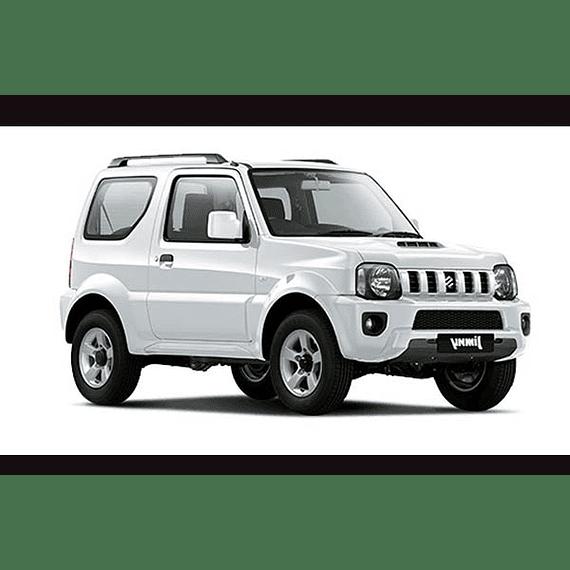 Manual De Taller Suzuki Jimny (1998-2018) Español