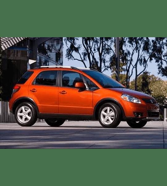 Manual De Taller Suzuki Sx4 ( 2007-2009 ) Español