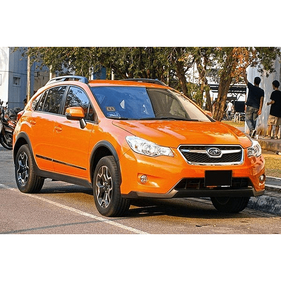 Manual De Taller Subaru Xv (2014-2017) Ingles