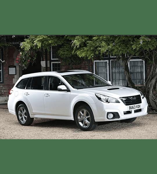 Manual De Taller Subaru Legacy Outback (2009-2014) Español