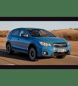 Manual De Despiece Subaru Xv (2011-2017) Español