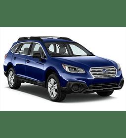 Manual De Taller Subaru Outback (2014 - 2019) Inglés