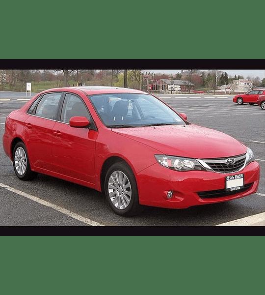Manual De Taller Subaru Impreza (2007 - 2014) En Español