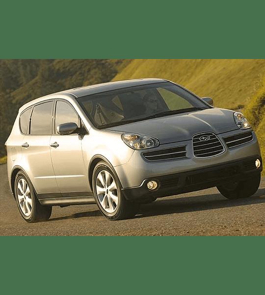 Manual De Taller Subaru Tribeca (2005 - 2014) En Español