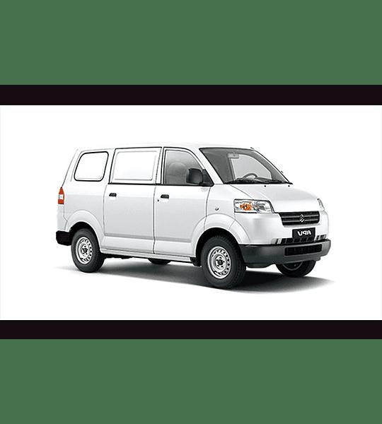 Manual De Taller Suzuki APV (2004–2017) Español