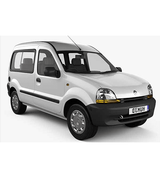 Manual De Taller Renault Kangoo 1997-2007