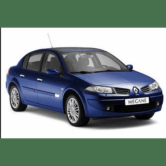 Manual De Taller Renault Megane (2002-2008) Español