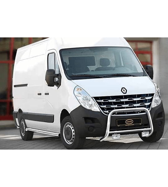 Manual De Taller Renault Master (2010-2018) Ingles