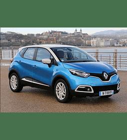 Manual De Taller Renault Captur (2013 - 2015) En Español