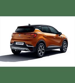 Manual De Taller Renault Captur (2016 - 2019) En Español