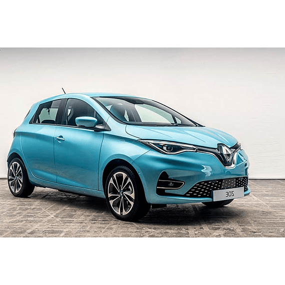 Manual De Taller Renault Zoe (2012–2019) Ingles