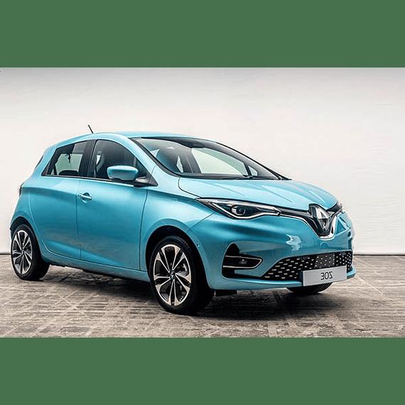 Manual De Taller Renault Zoe (2012–2019) Ingles