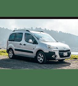 Manual De Despiece Peugeot Partner ( 2008-2015 ) Español