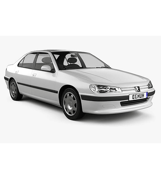 Manual De Taller Peugeot 406 (1995-2004) En Español