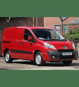 Manual De Taller Peugeot Expert (2007-2018) Inglés