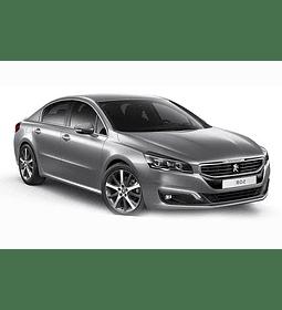 Manual De Taller Peugeot 508 (2011-2017) Inglés