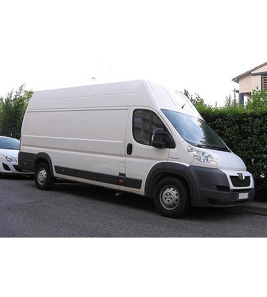 Manual De Taller Peugeot Boxer (2006-2017) Ingles