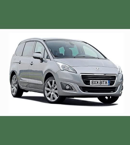 Manual De Taller Peugeot 5008 (2009-2016) Inglés
