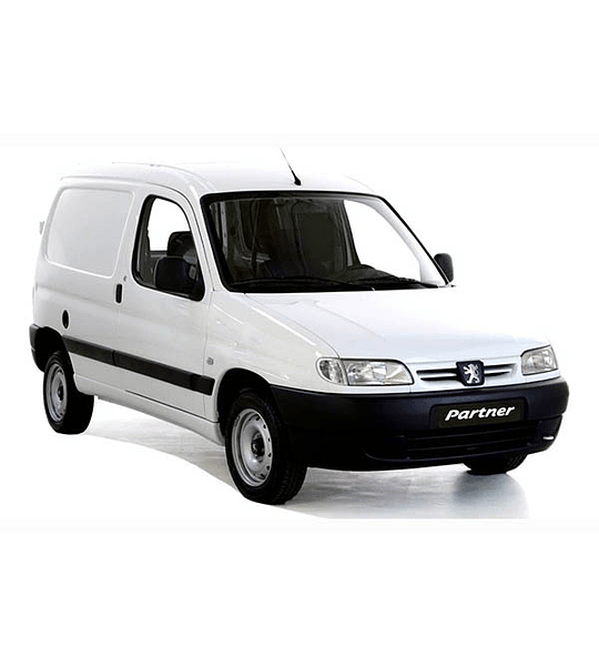 Manual Taller Peugeot Partner Citroen Berlingo (1996 - 2005)