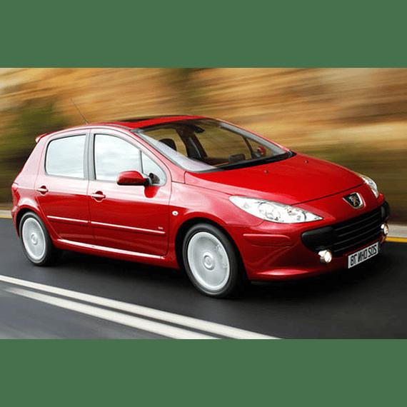 Manual De Usuario Peugeot 307 (2001-2008) En Español