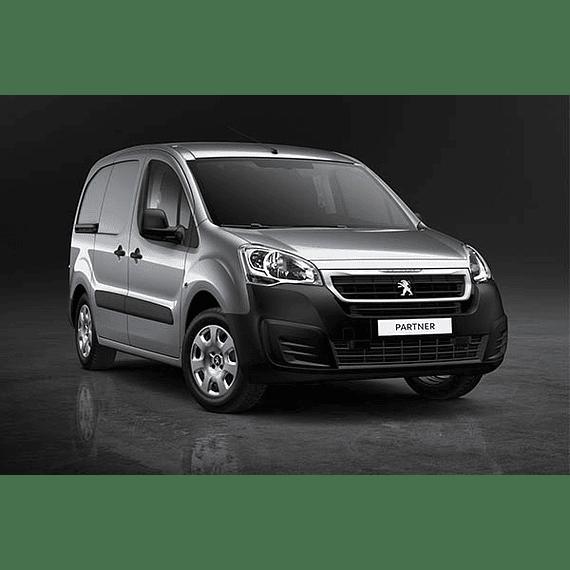 Manual De Despiece Peugeot Partner (2008-2018) En Español