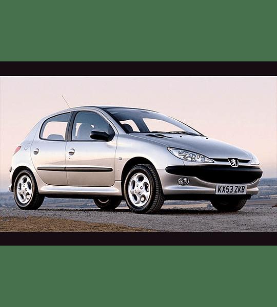Manual De Taller Peugeot 206 (1998-2010) En Español