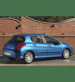 Manual De Taller Peugeot 308 (2008-2013) Inglés