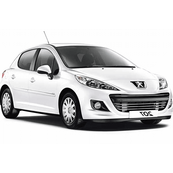 Manual De Taller Peugeot 207 (2006-2014) Ingles