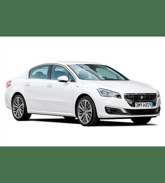 Manual De Taller Peugeot 508 (2011-2018) Ingles