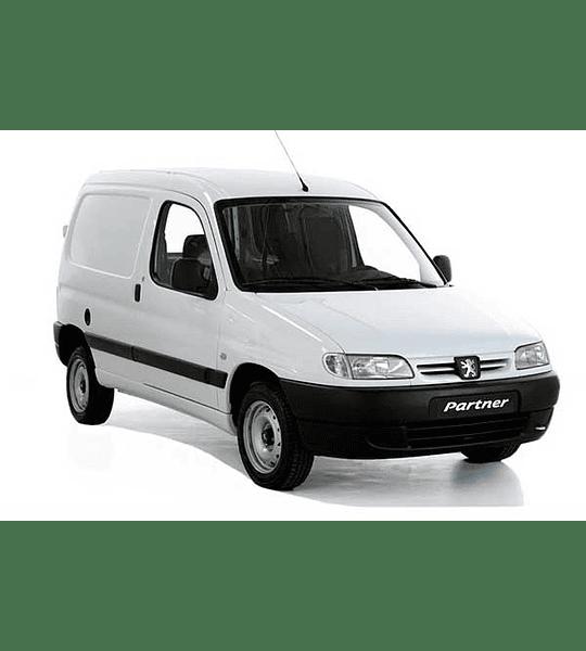 Manual De Despiece Peugeot Partner (1996-2013) En Español