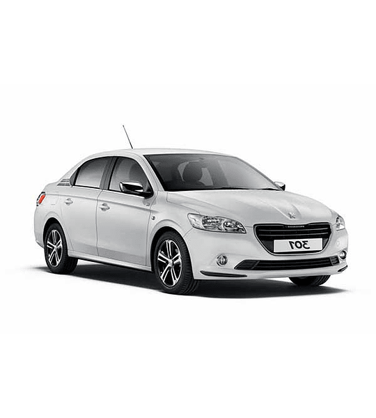 Manual De Taller Peugeot 301 (2012-2018) En Inglés