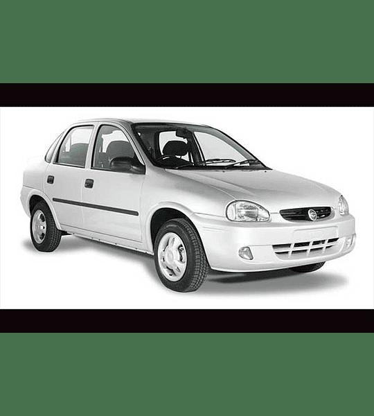 Manual De Taller Opel Corsa (1993-2010) Español