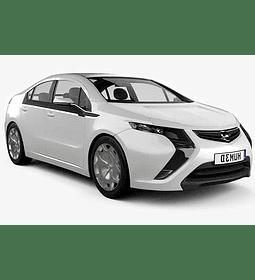 Manual De Taller Opel Ampera (2011-2019) Español