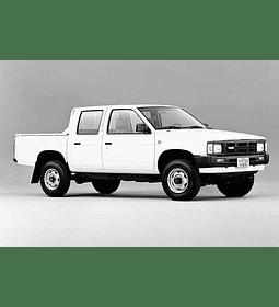 Manual De Taller Nissan D21 (1985-1995) En Español