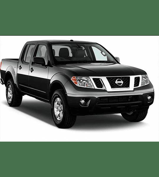 Manual De Taller Nissan Navara (2004-2015) Español