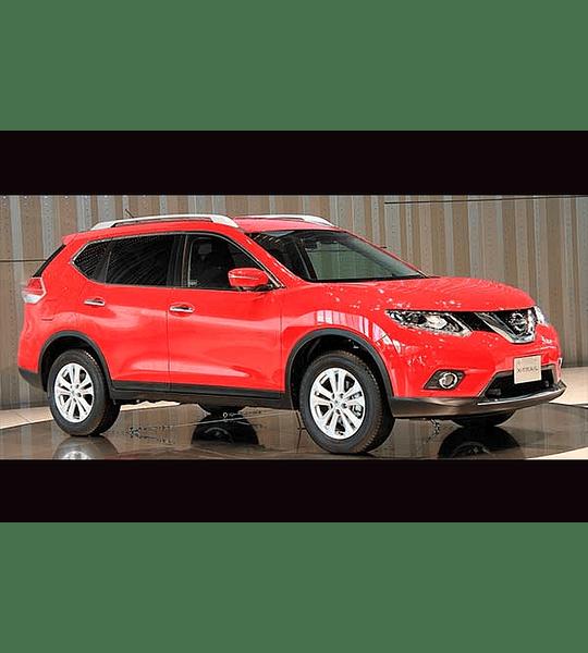 Manual De Taller Nissan Xtrail (2013-2018) En Español