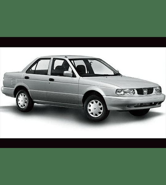 Manual De Taller Nissan V16 (1990-1993) En Español