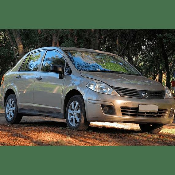 Manual De Taller Nissan Tiida (2011-2016) En Español