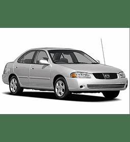 Manual De Taller Nissan Sentra (2000-2006) En Español