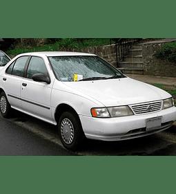 Manual De Taller Nissan Sentra (1994-1999) En Español