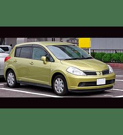 Manual De Taller Nissan Tiida (2004-2012) En Español