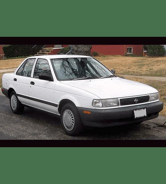 Manual De Taller Nissan Sentra (1991-1994) En Español
