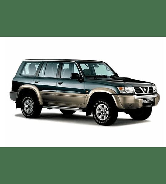 Manual De Taller Nissan Patrol (1997-2010) En Español