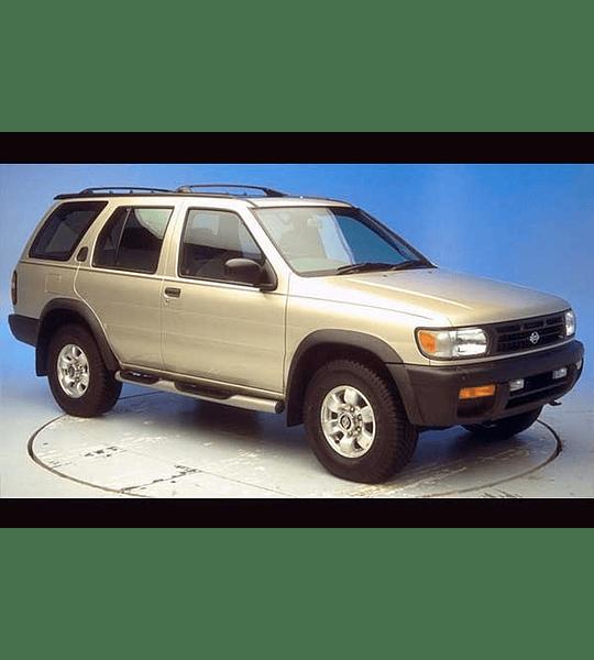 Manual De Taller Nissan Pathfinder (1996-2004) En Español
