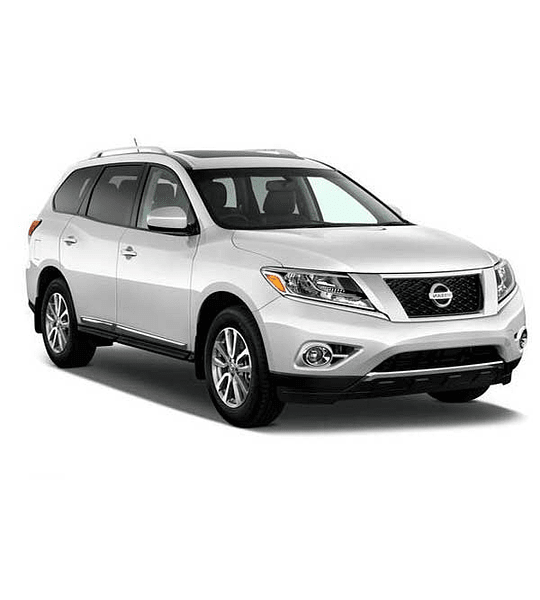 Manual De Taller Nissan Pathfinder (2013-2018) Inglés
