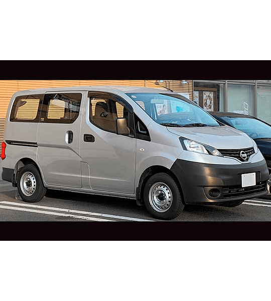Manual De Taller Nissan Nv200 (2009-2017) Inglés