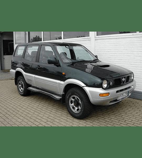 Manual De Taller Nissan Mistral Terrano Ii (1993-2006) Español