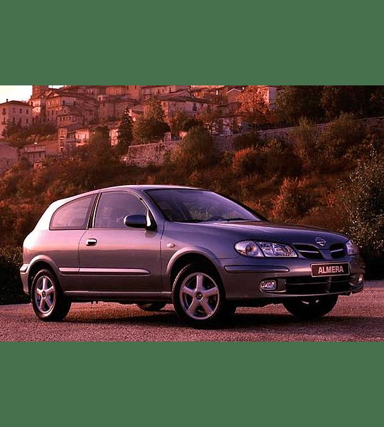 Manual De Taller Nissan Almera (2000-2006) En Español