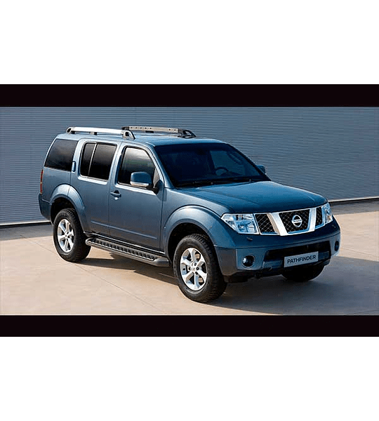 Manual De Taller Nissan Pathfinder (2005-2012) En Español