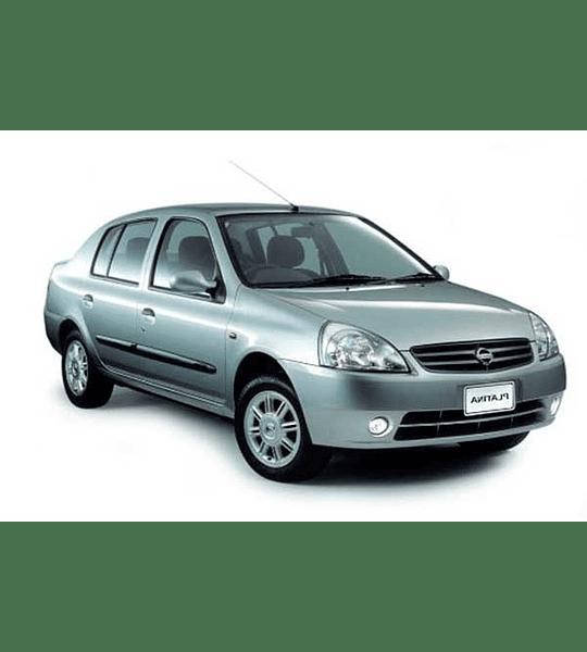 Manual De Taller Nissan Platina (1998-2005) En Español